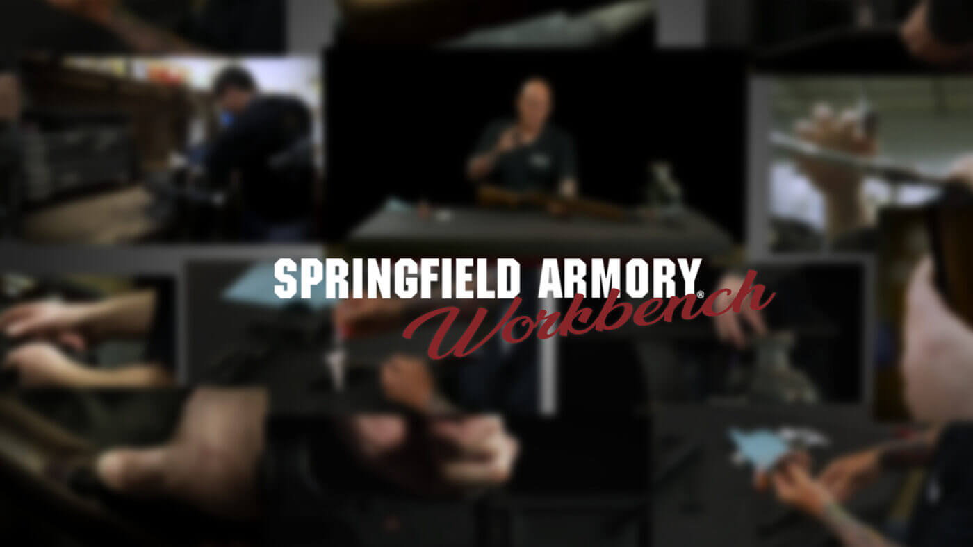 Springfield Armory Workbench Series