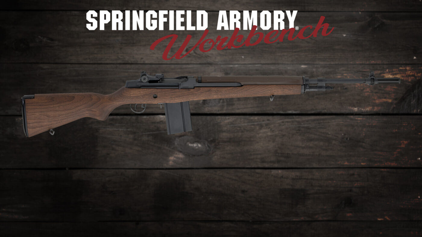 Springfield Armory M1A cleaning instructions banner