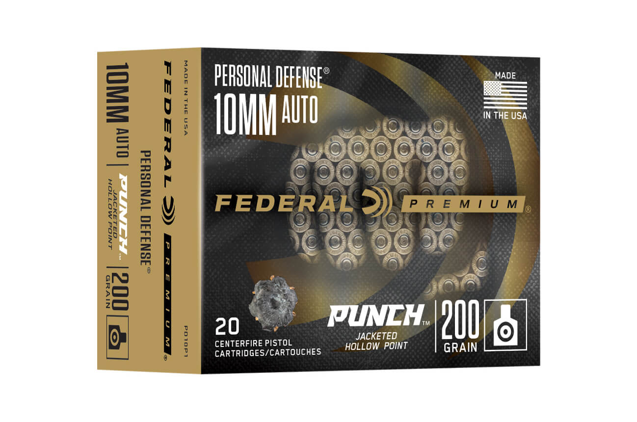 New Federal ammo for 2021