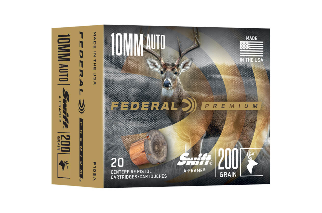 Federal Swift A-Frame load in 10mm