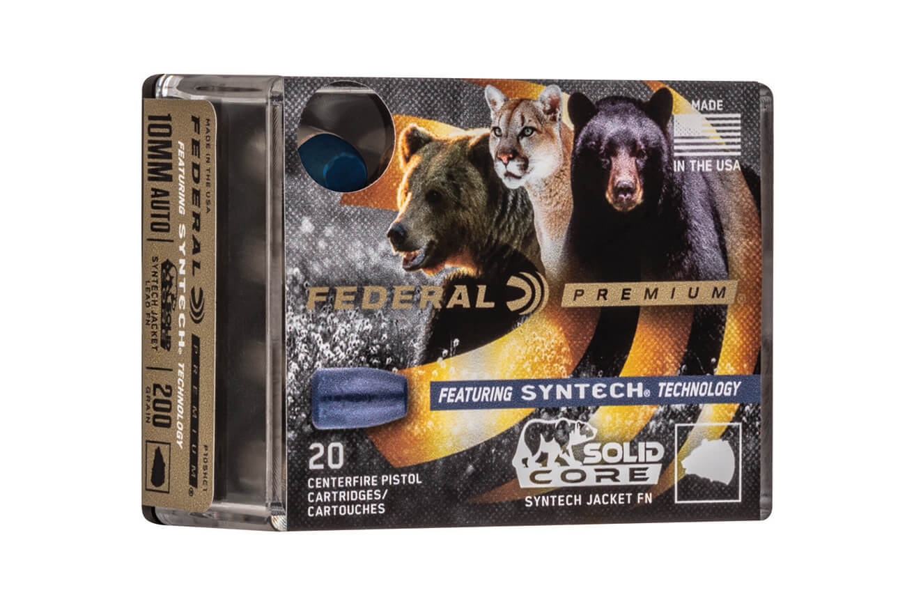 Federal Solid Core ammunition