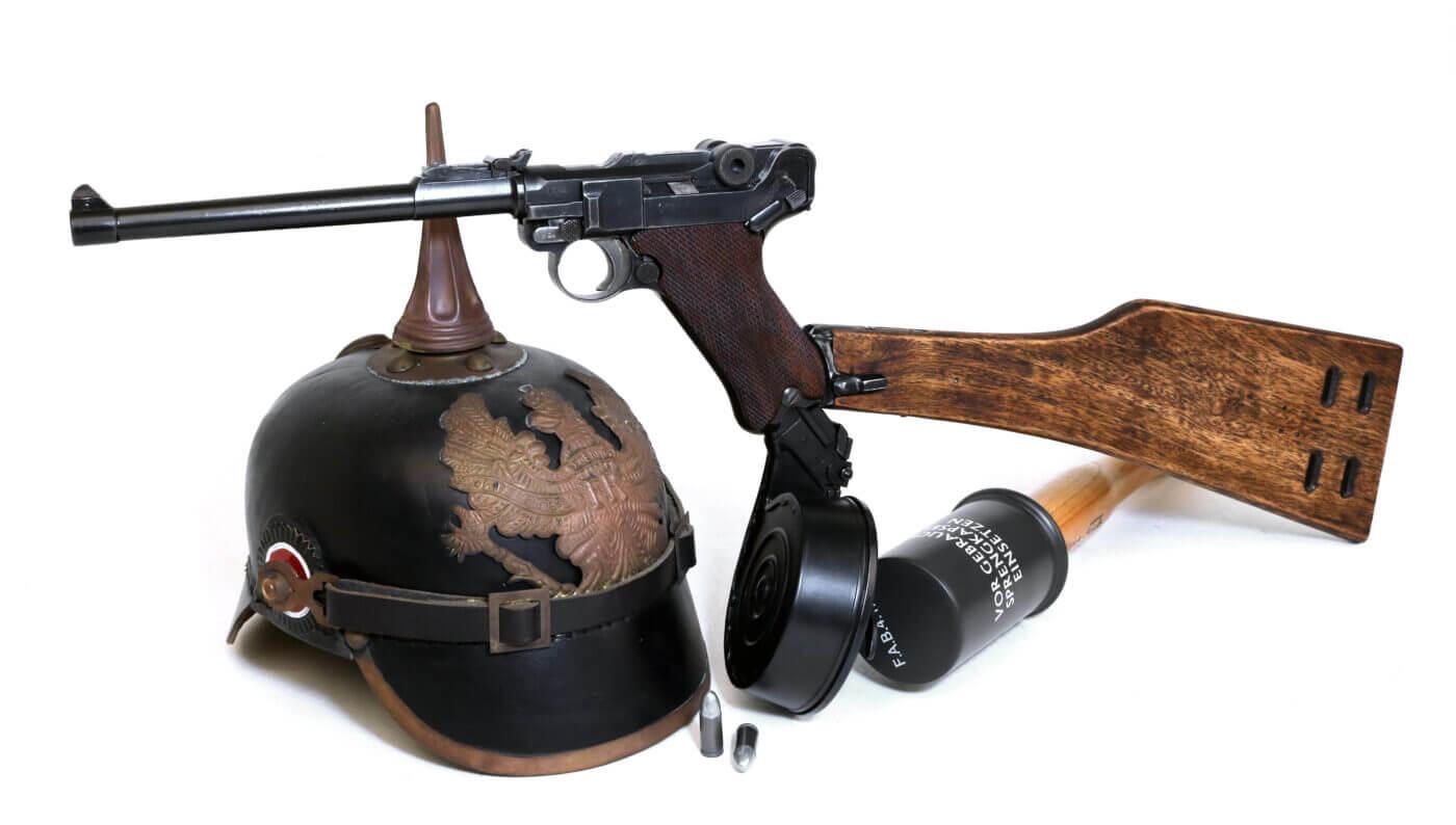 Artillery Luger Lange Pistole 08