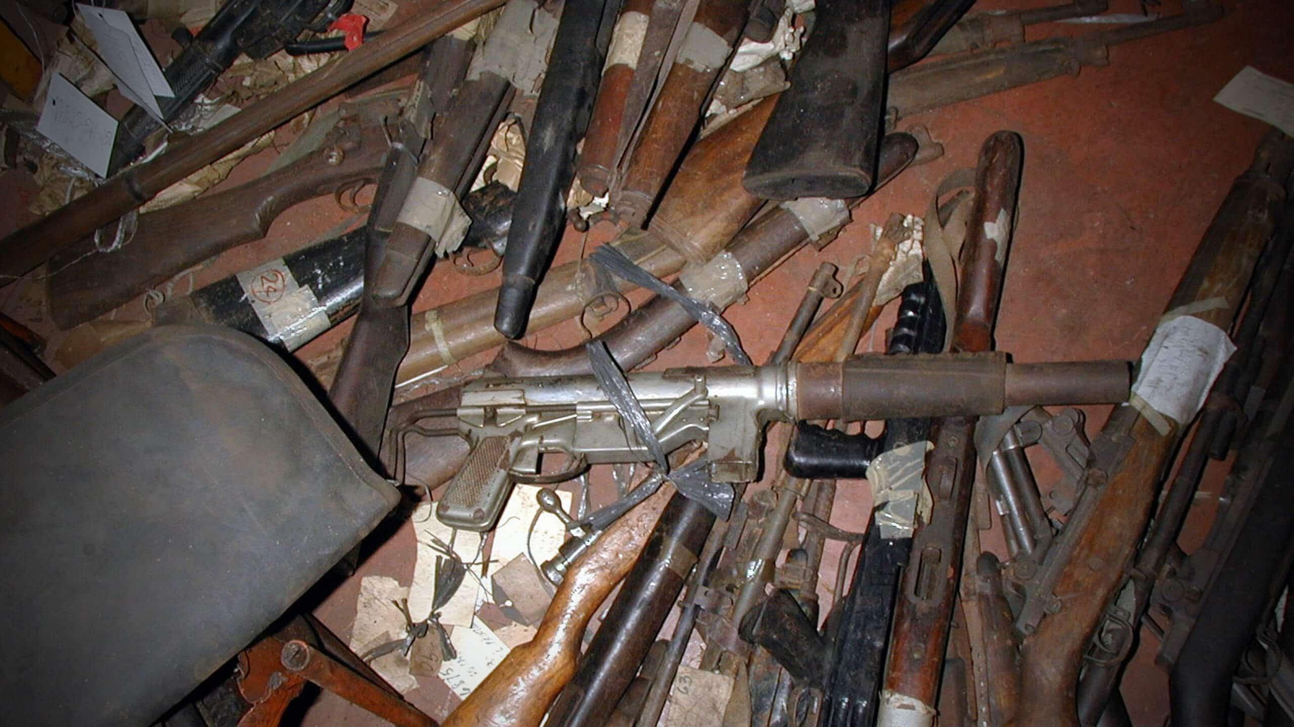 Forgotten Surplus Guns of the Philippines