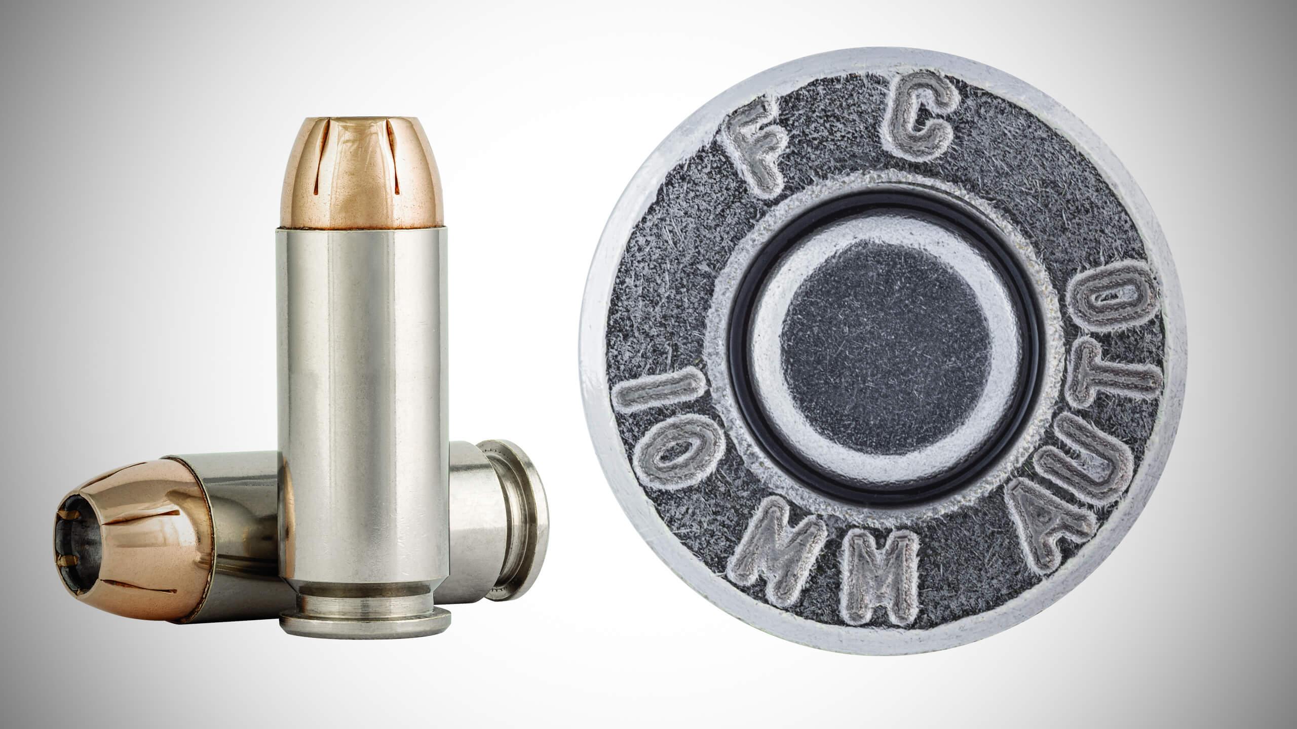 Top Federal 10mm Ammunition Loads