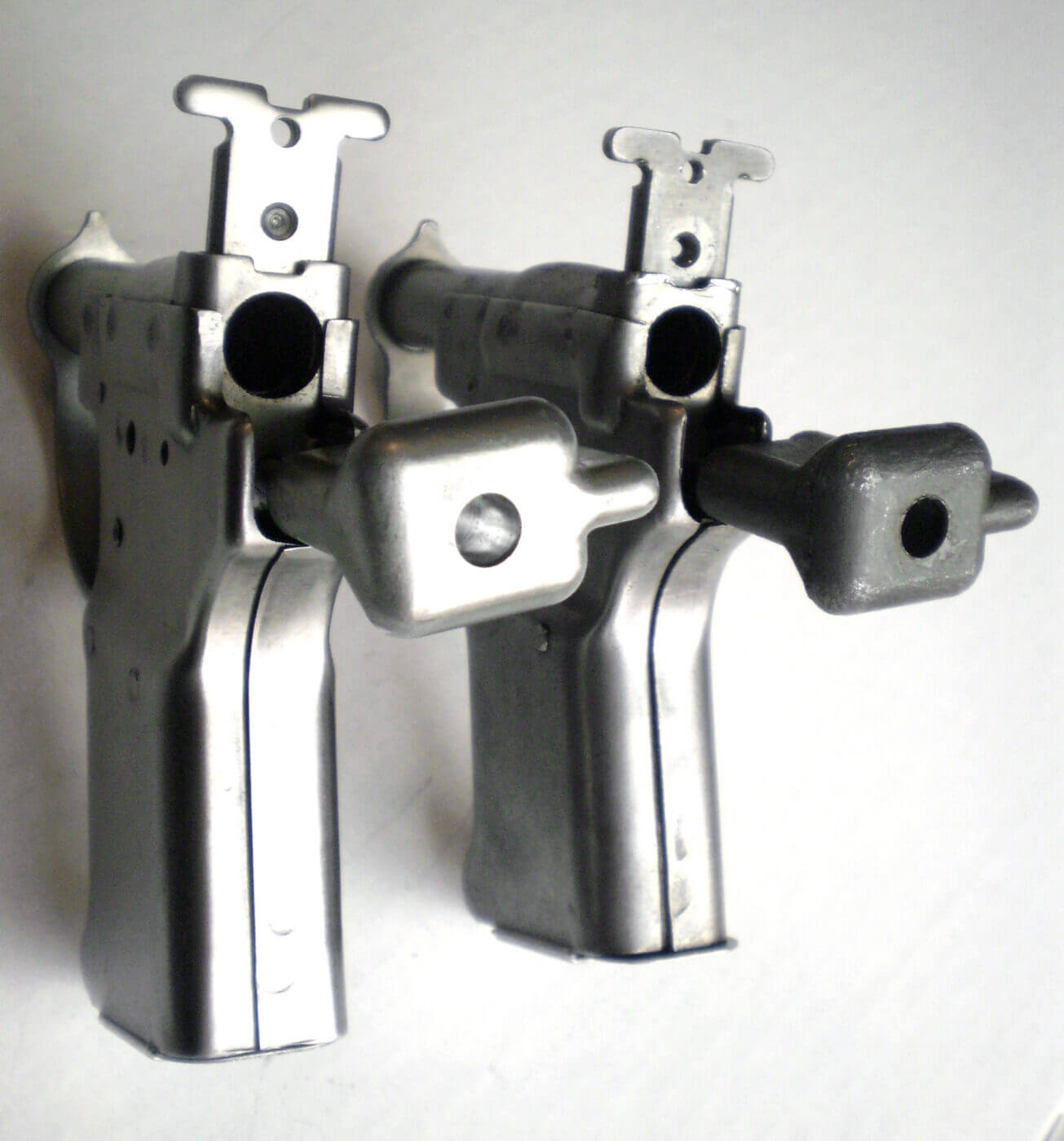 Loading the Liberator pistol