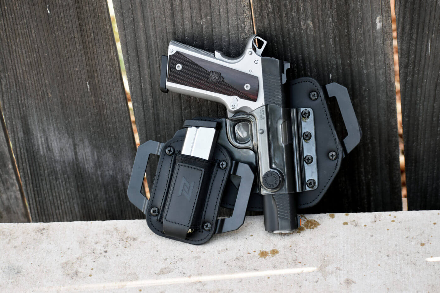 N8 Tactical OWB holster for CCW