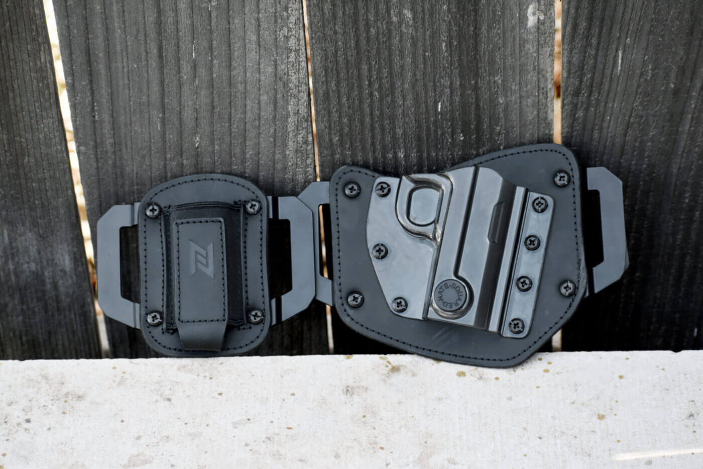 N8 Tactical holster and mag carrier