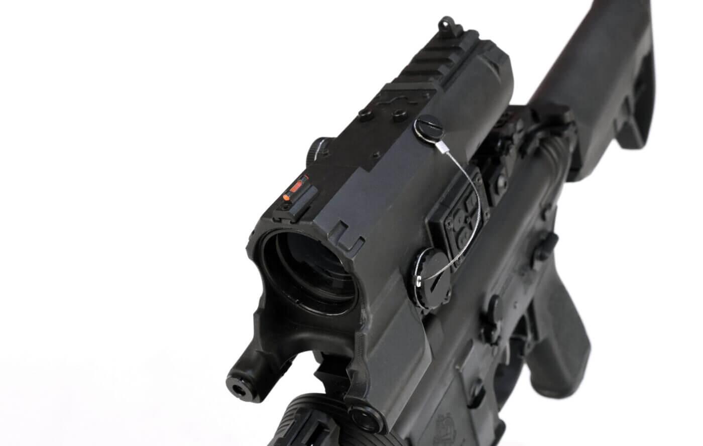 NcSTAR VISM ECO MOD2 mounted on a rifle