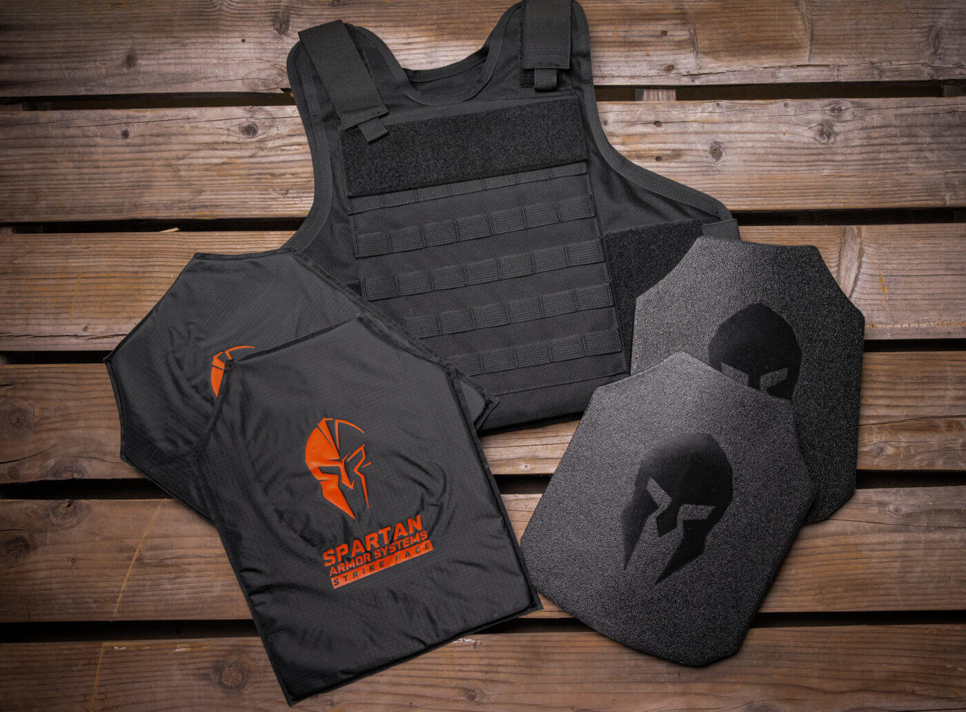 Various body armor available in 2021