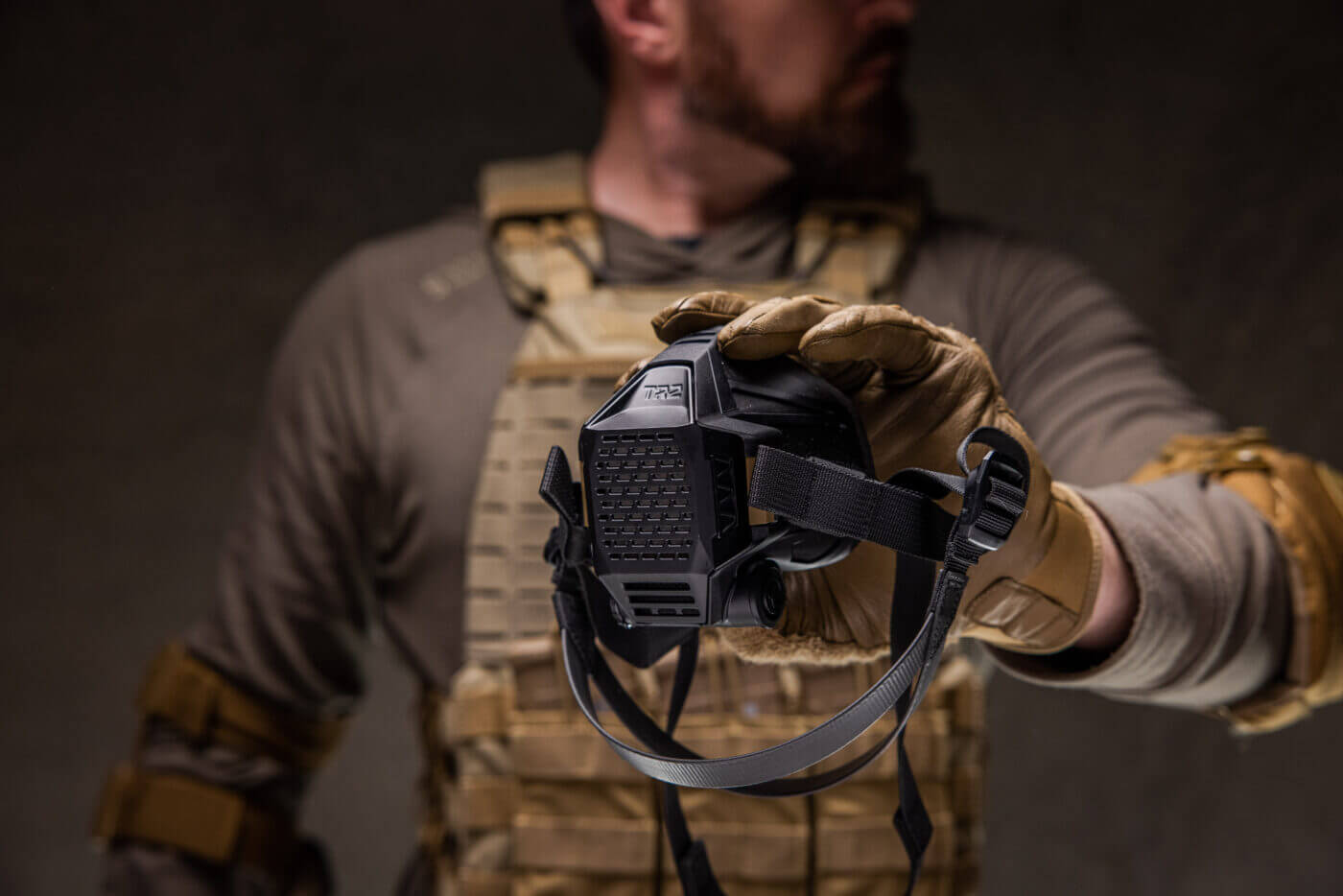 TR2 Tactical Respirator