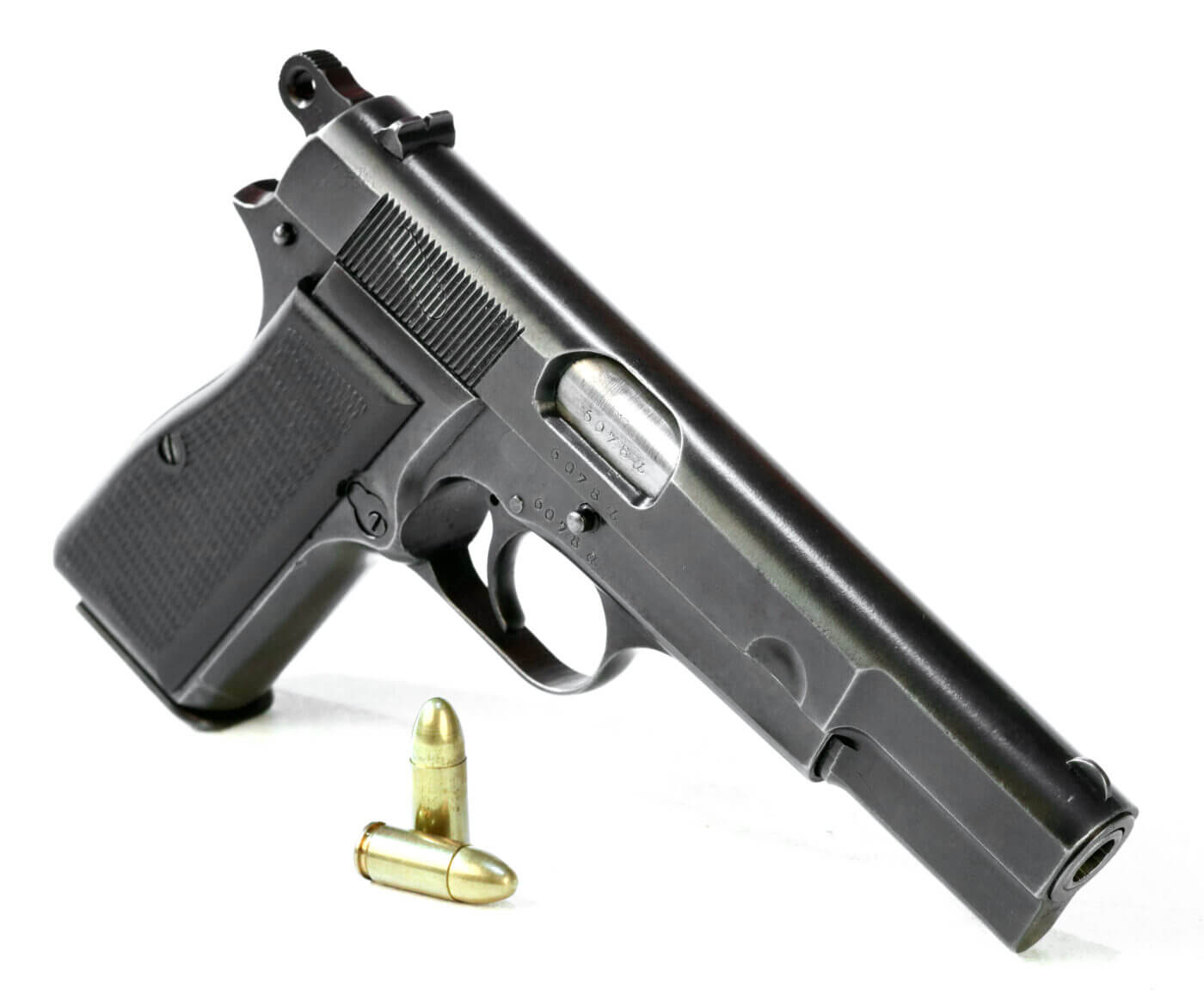 GP35 Hi-Power pistol