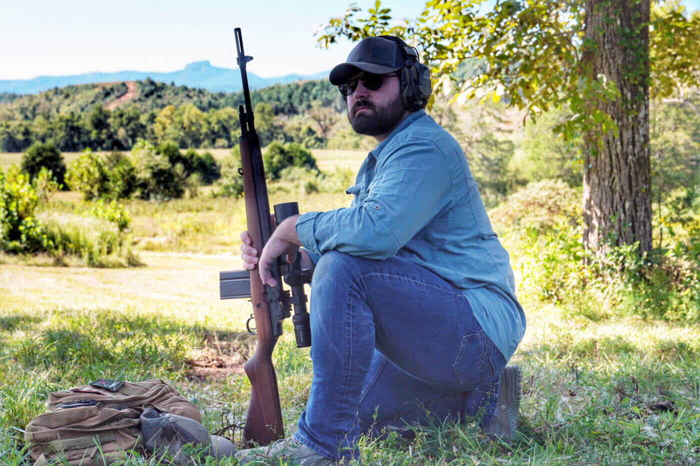 Reviewing the Springfield M1A Loaded rifle