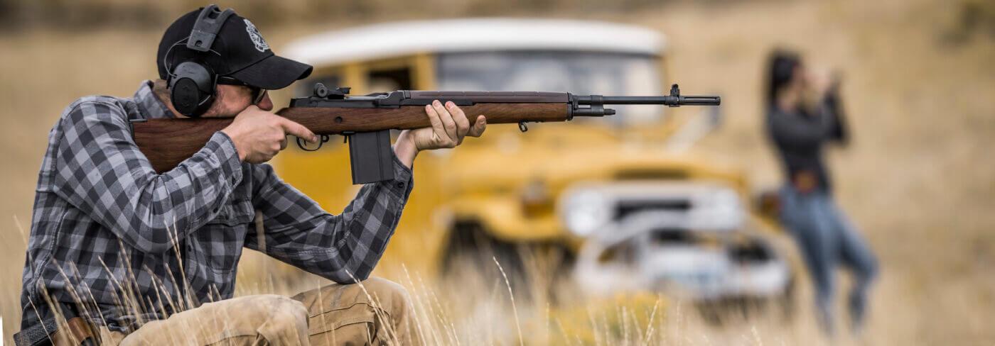 Springfield Armory M1A Standard rifle