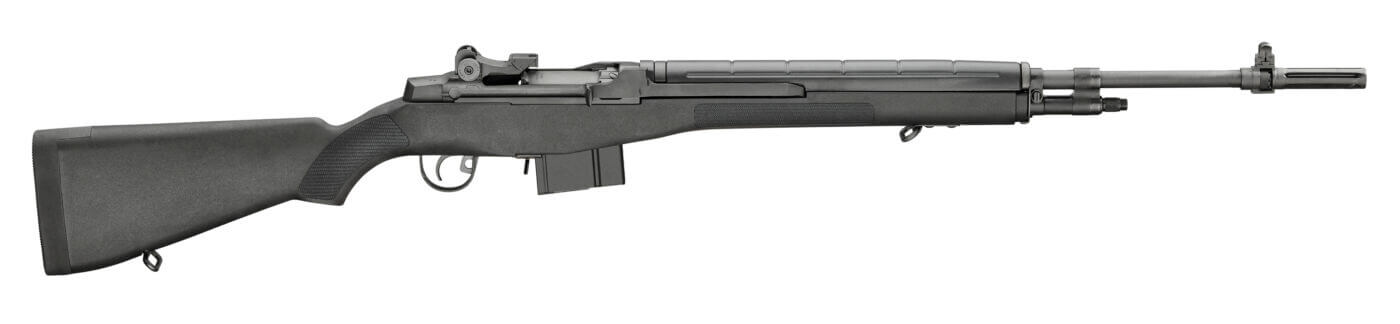 Springfield Armory M1A Loaded .308 rifle