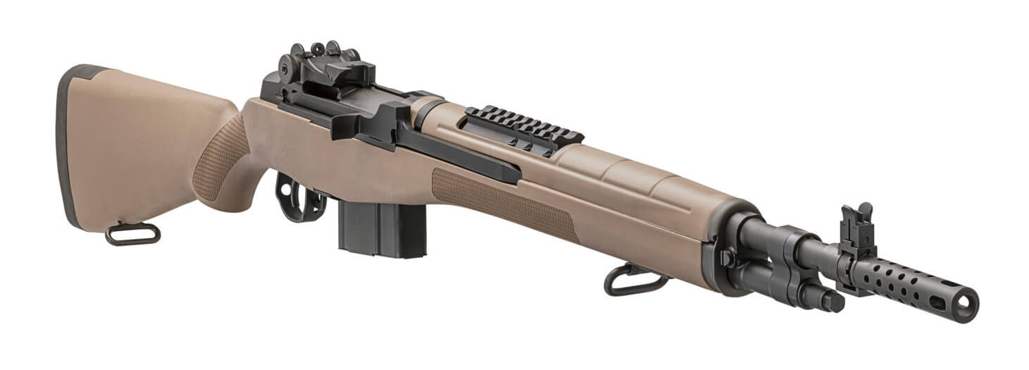 Springfield Armory M1A Scout Squad FDE