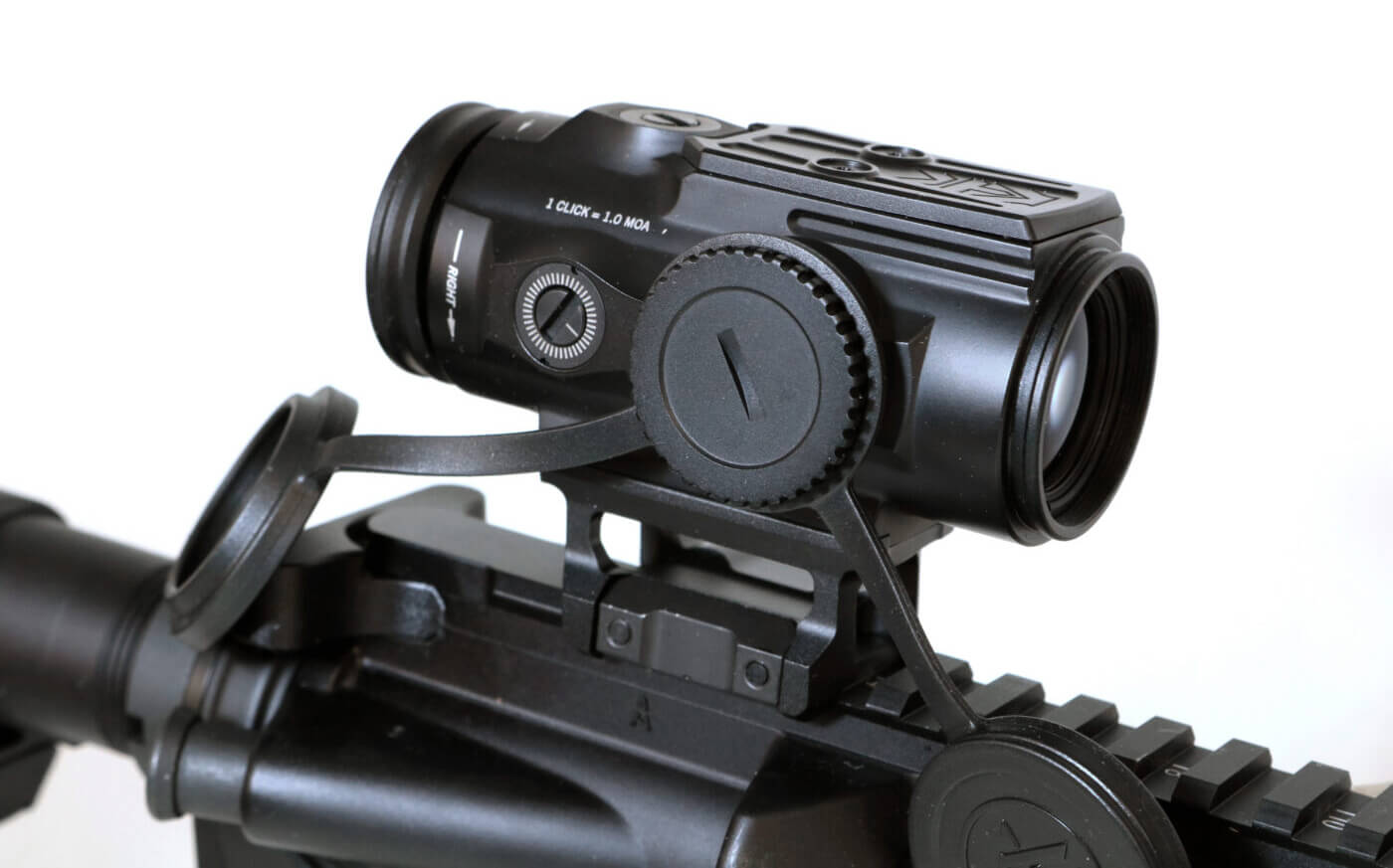 Vortex Spitfire HD Gen II scope