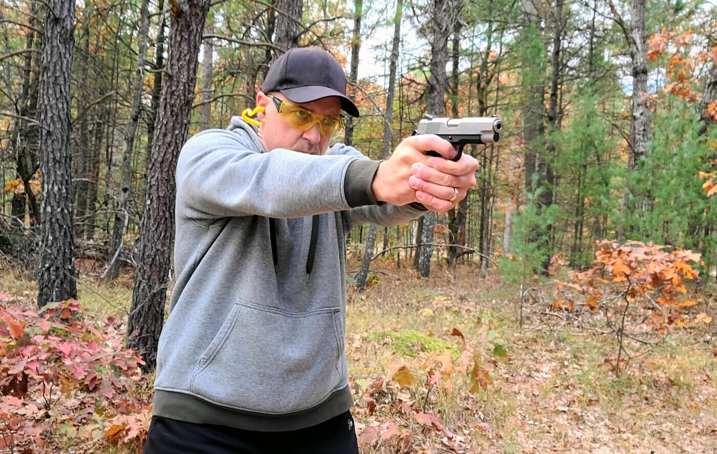 Shooting the EMP Champion Concealed Carry Contour