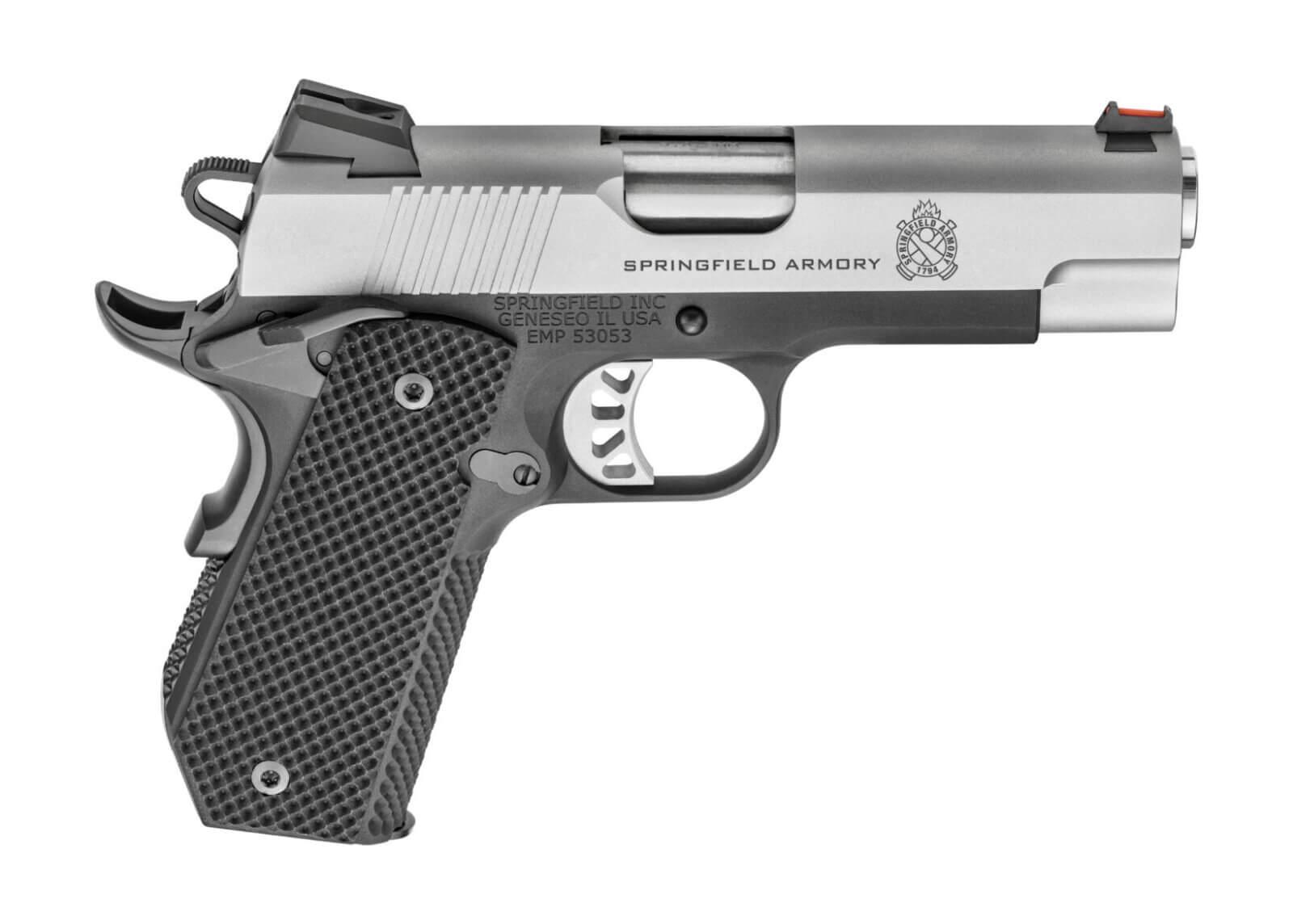 EMP Champion Concealed Carry Contour pistol