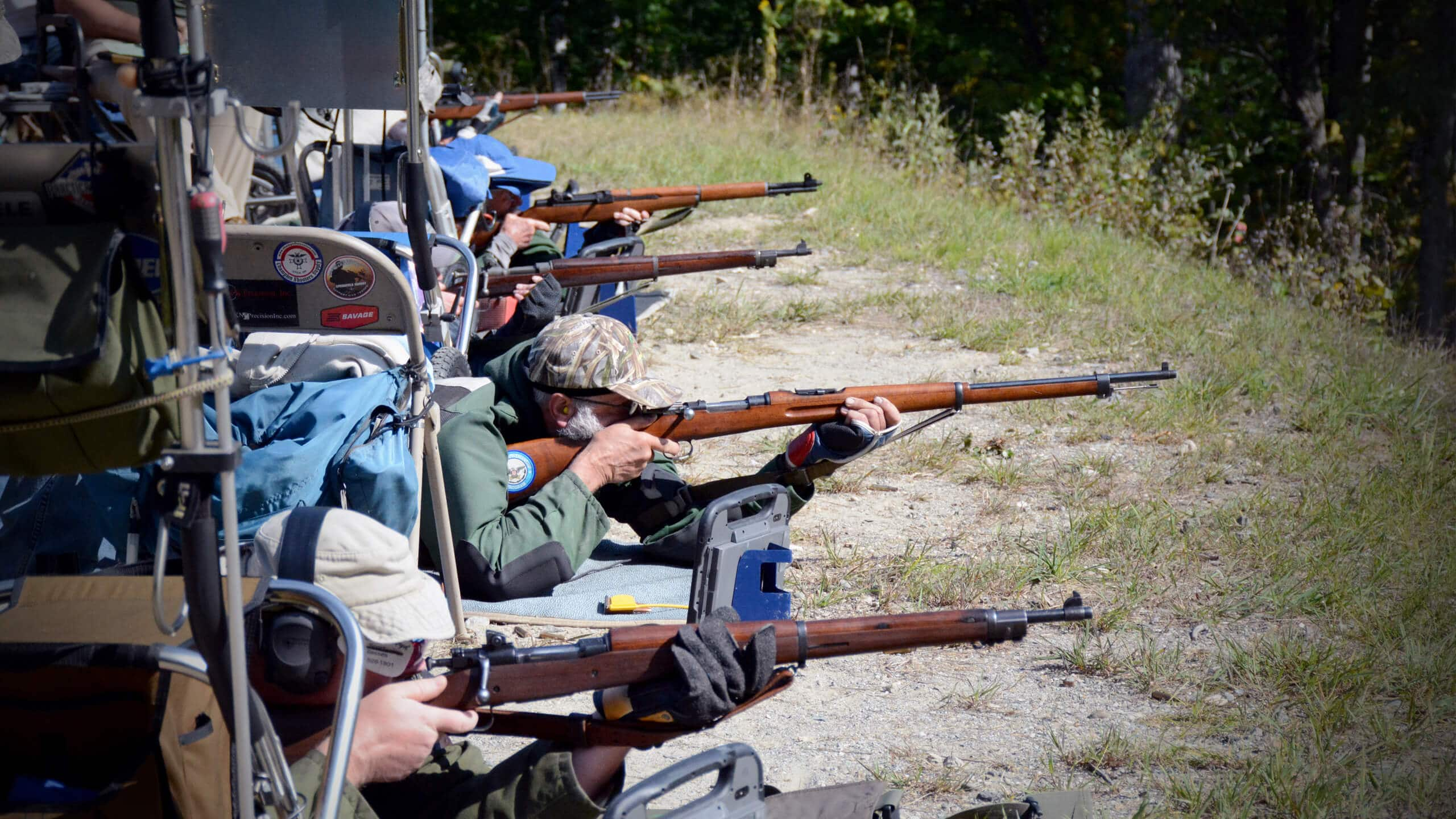 What Are the Vintage Military Rifle Games?