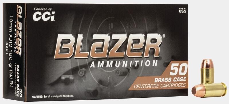 Blazer Brass 10mm