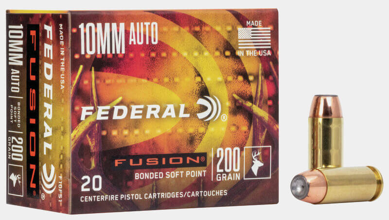 Federal Fusion 10mm