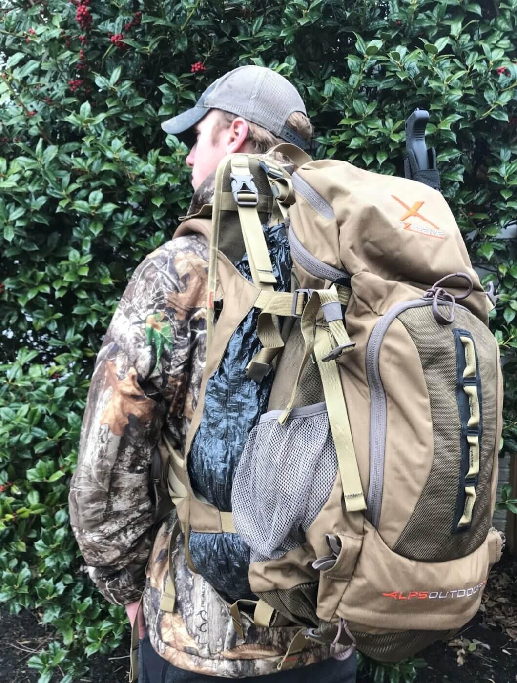ALPS Hybrid X backpack