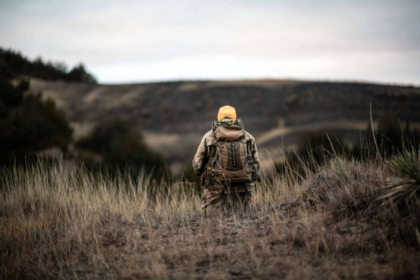 Hunting with the ALPS OutdoorZ Hybrid X backpack