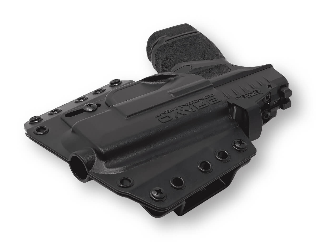 Hellcat holster by Bravo Concealment