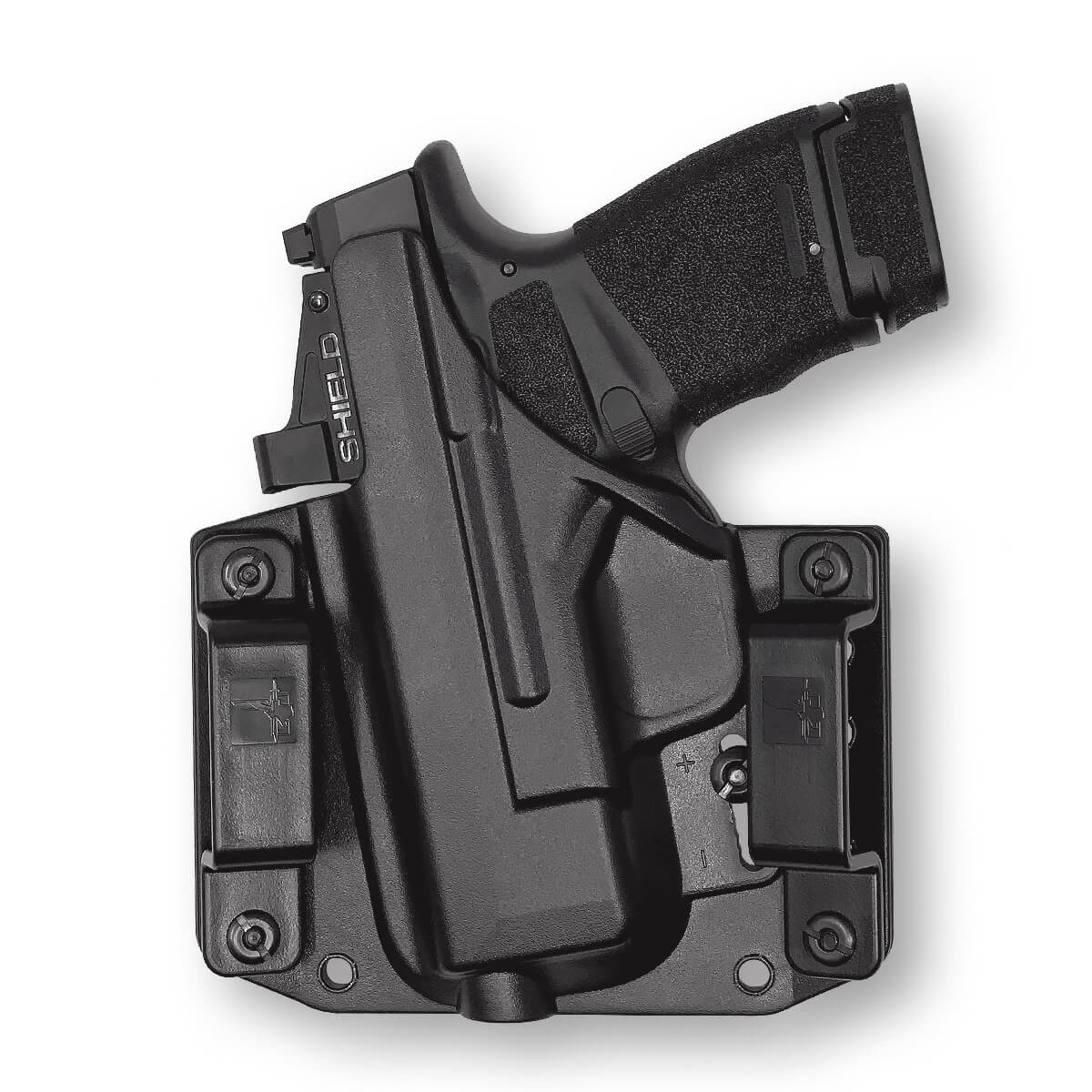 Hellcat OSP in Bravo Concealment holster
