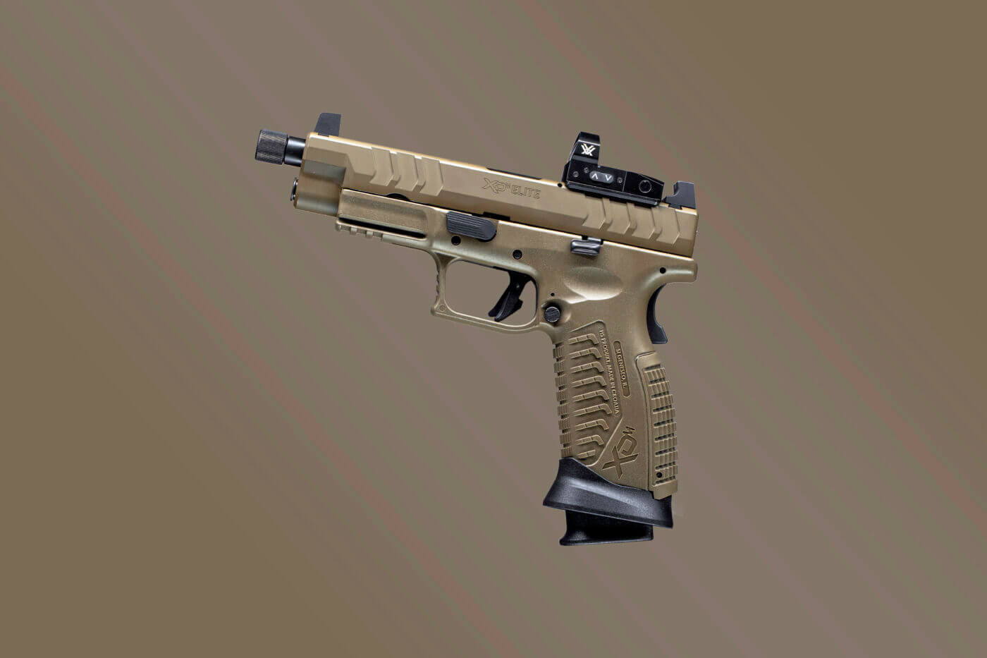 Springfield Armory XD-M Elite in FDE