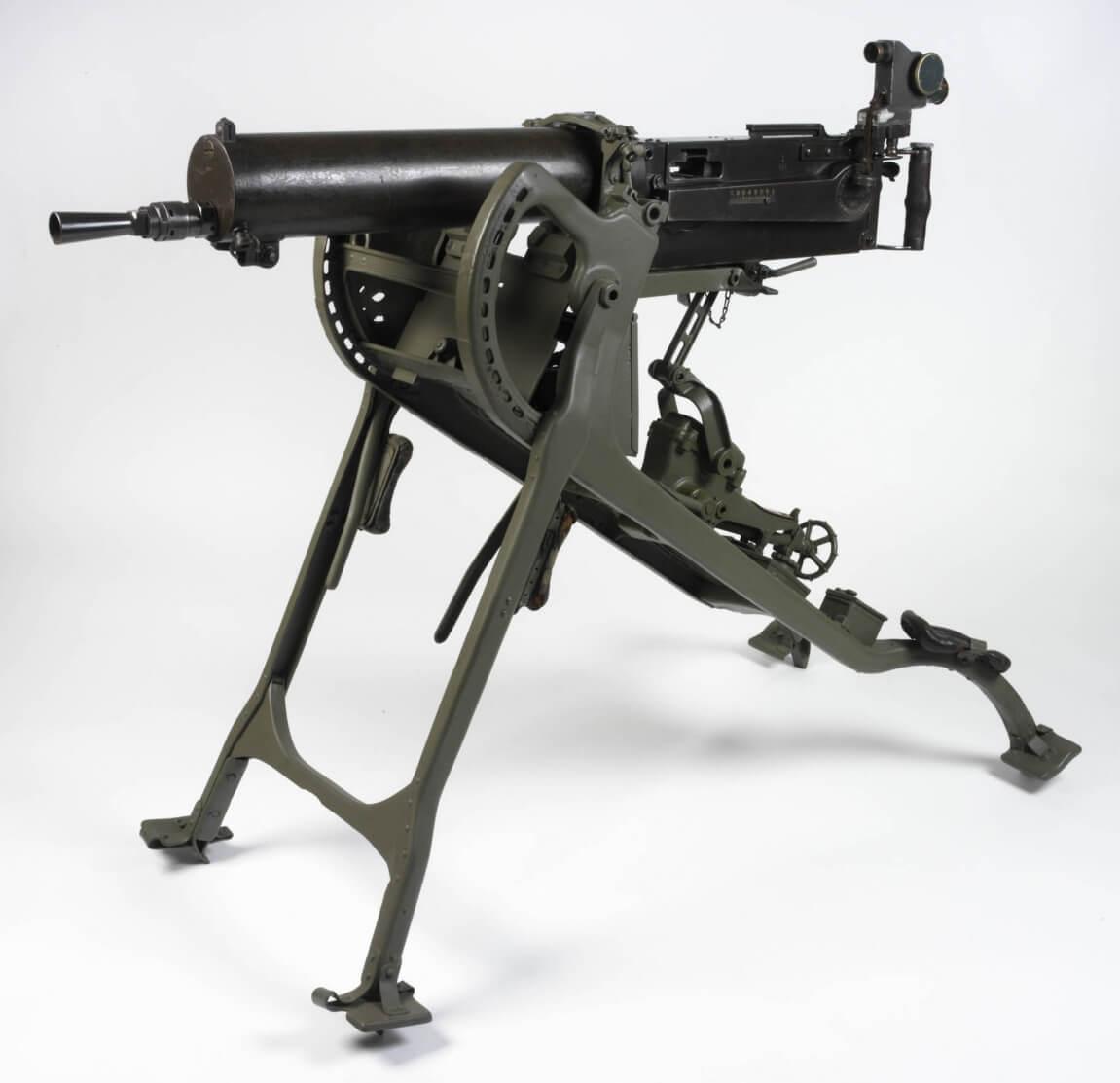 German Maschinengewehr 08