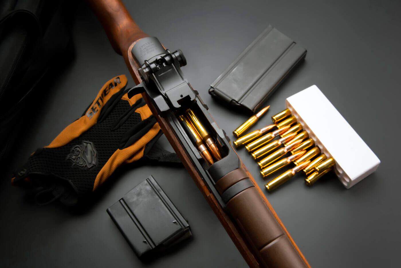 Handloading ammo for semi-automatic rifles