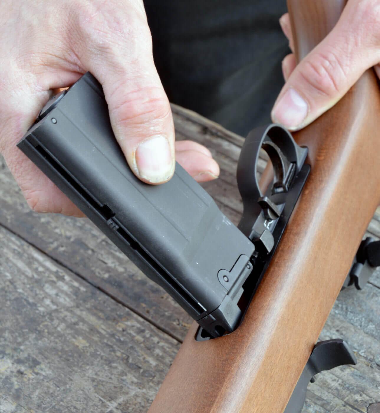 M1 Carbine BB gun magazine