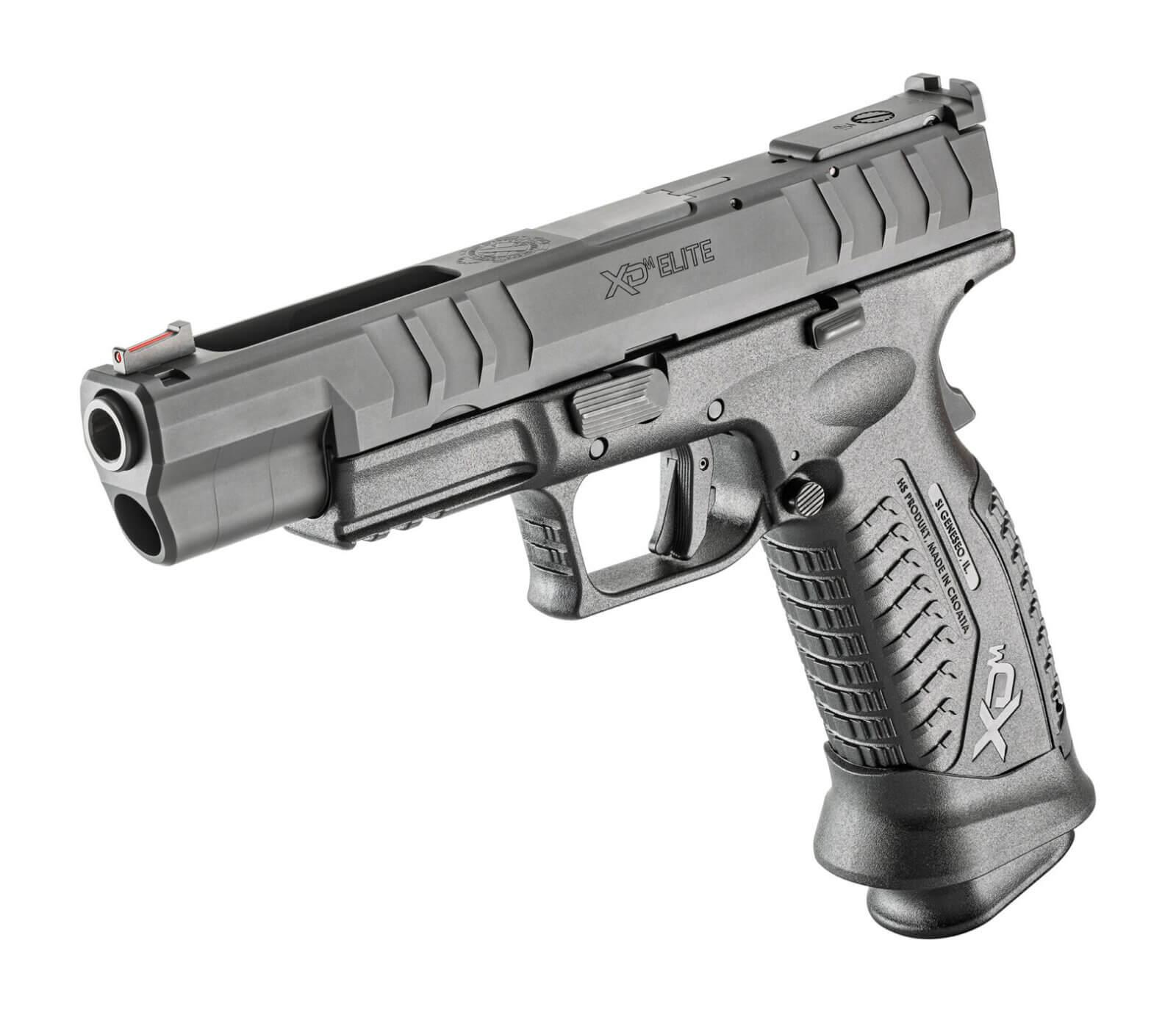 "Springfield XD-M Elite Precision 5.25"" handgun"