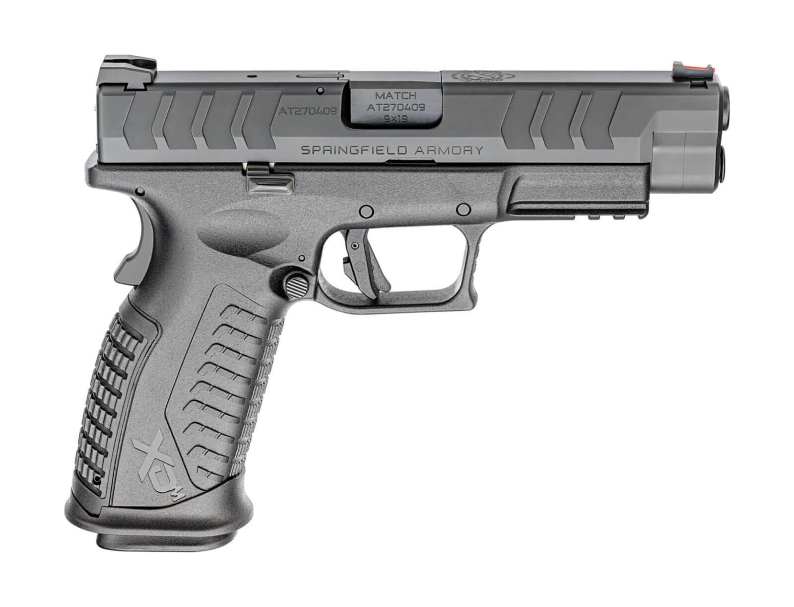 "Springfield Armory XD-M Elite 4.5"" pistol"