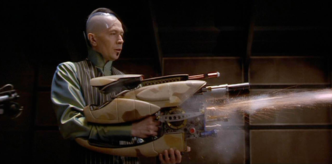 Zorg ZF-1 pod weapon from The Fifth Element