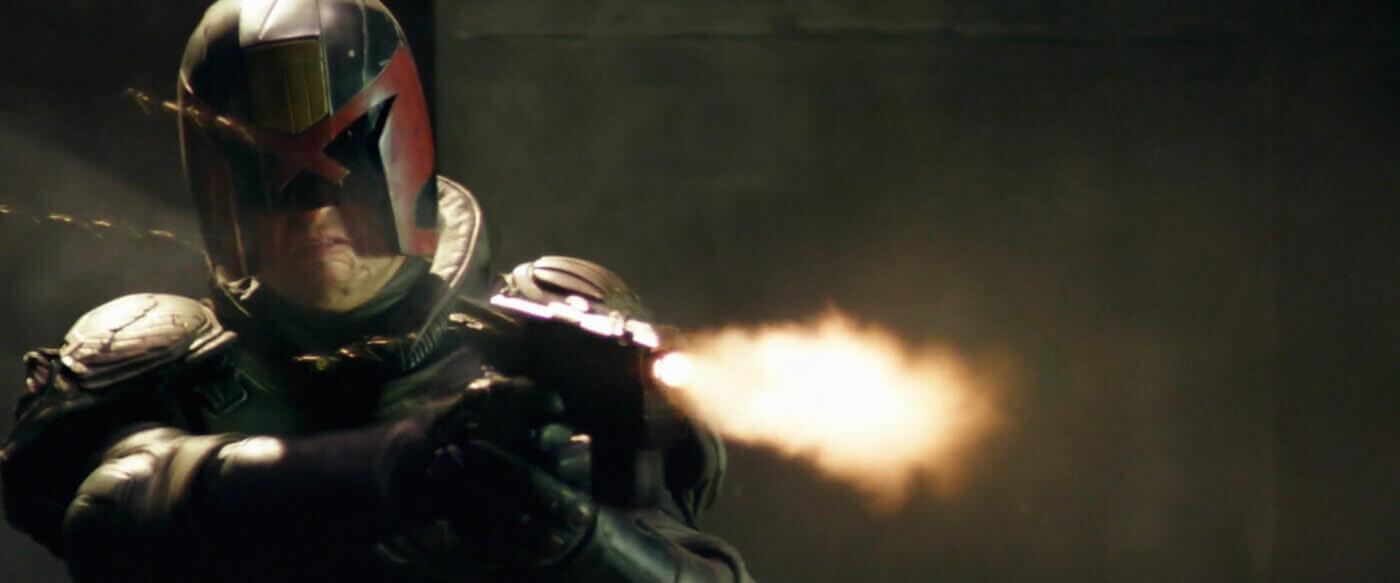 Judge Dredd pistol