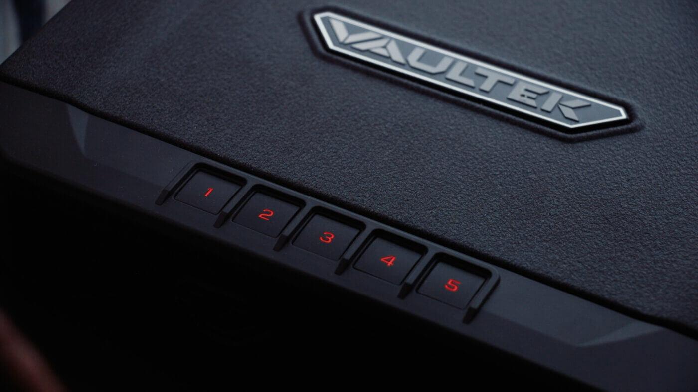 Vaultek V10 safe