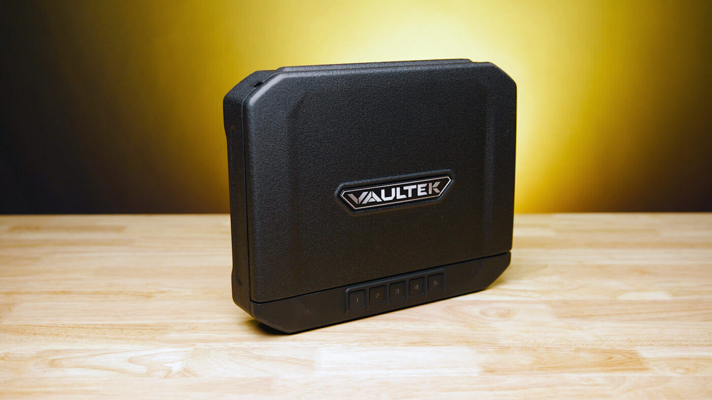 Vaultek EDC safe