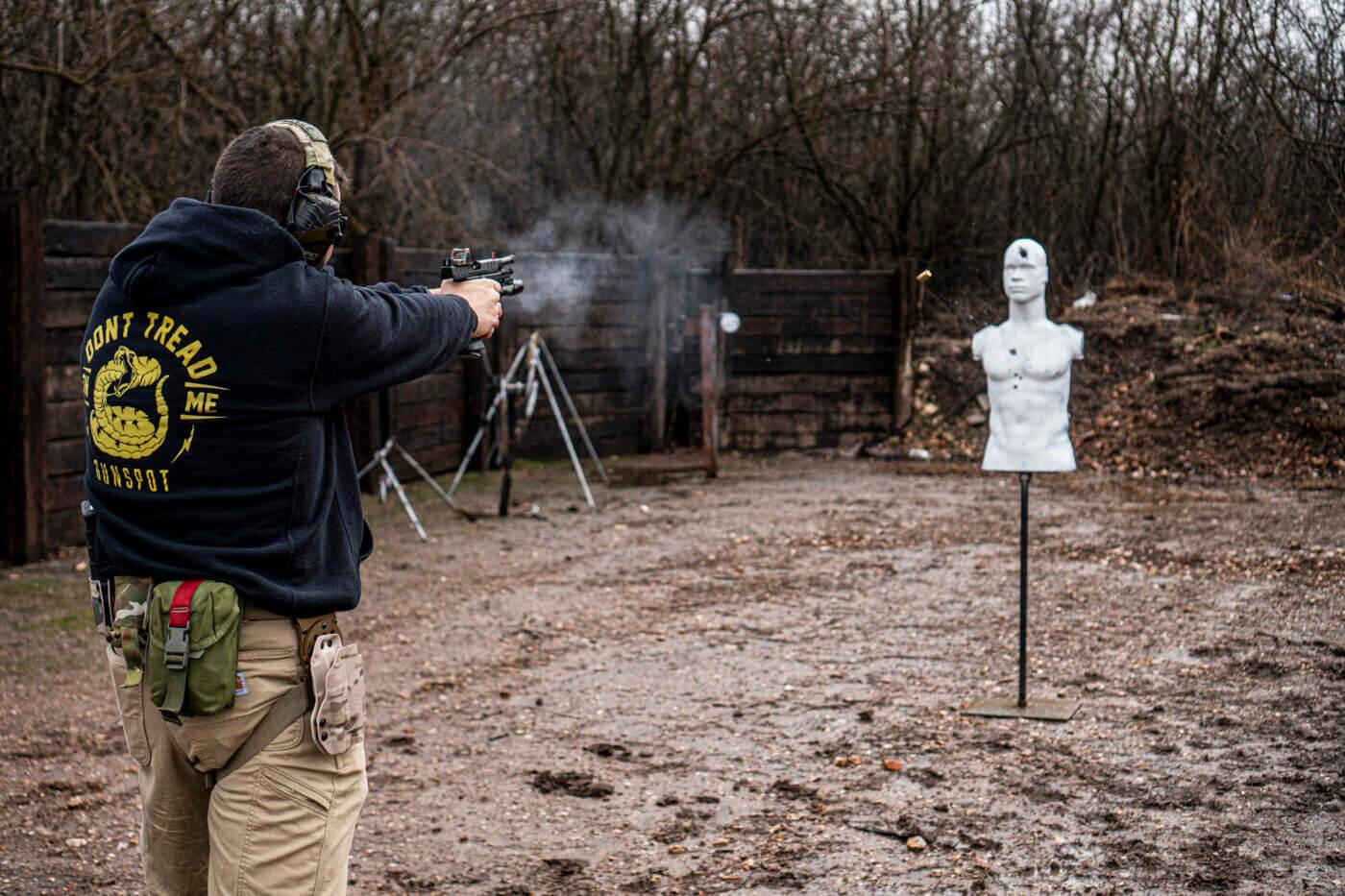 Headshot training