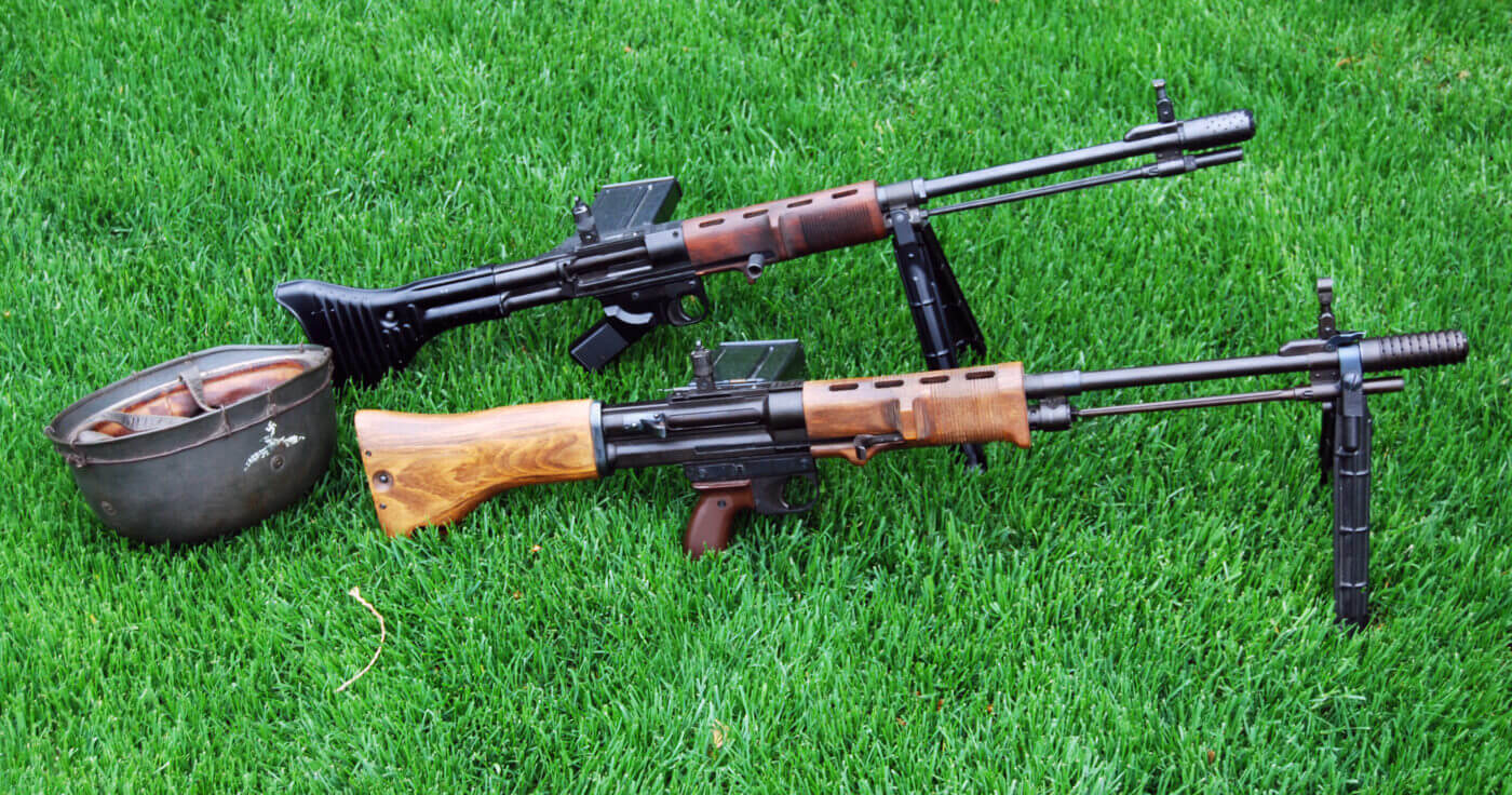 FG42 replicas by Shoei