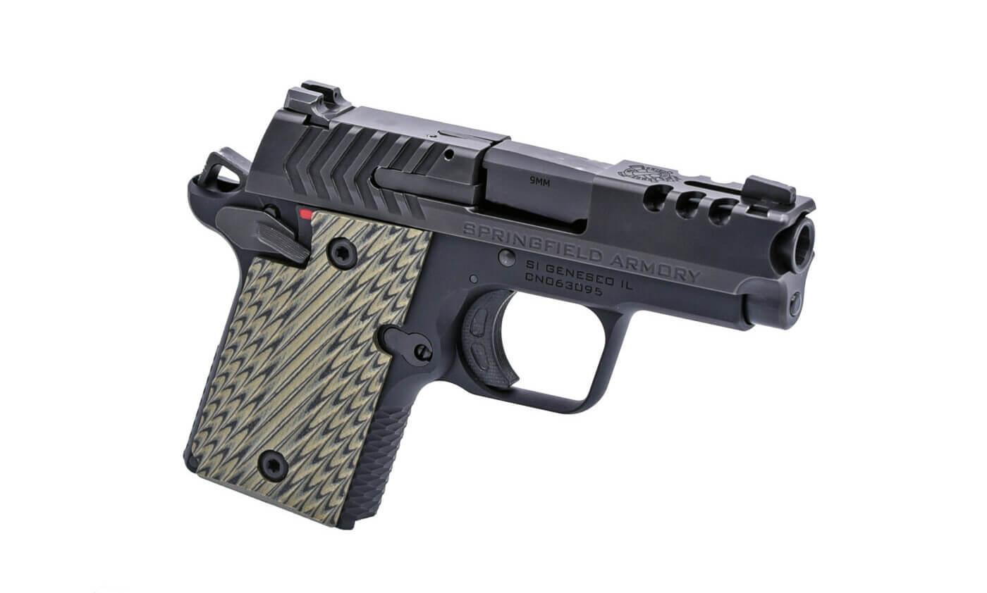 Continuous Precision custom 911 pistol