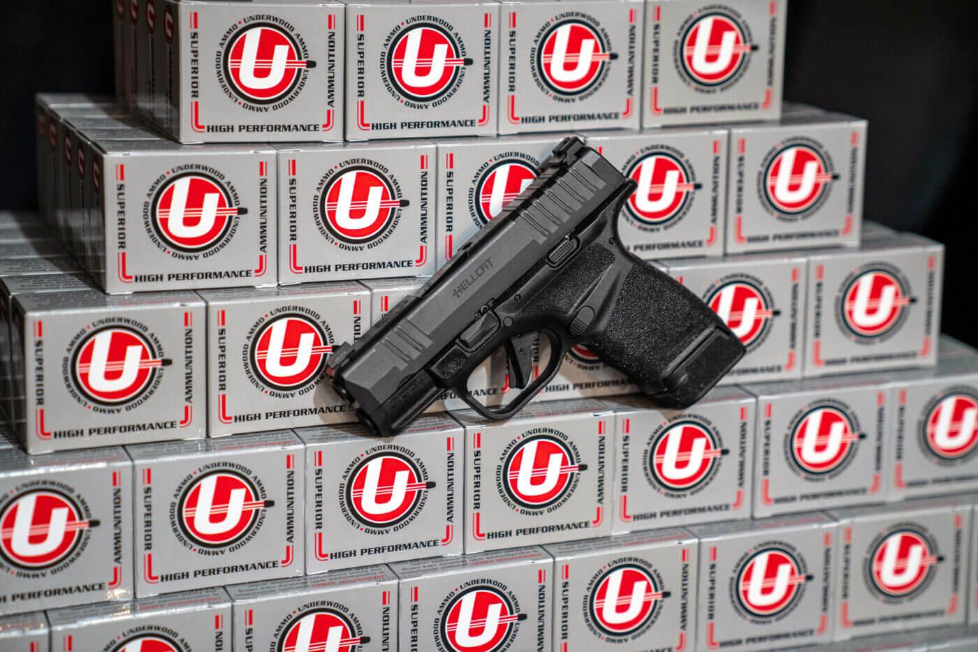 10,000 rounds of Underwood ammo