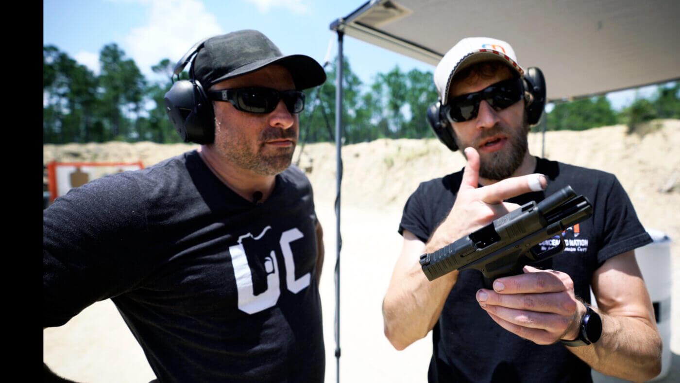 Shooting the Hellcat in Louisiana