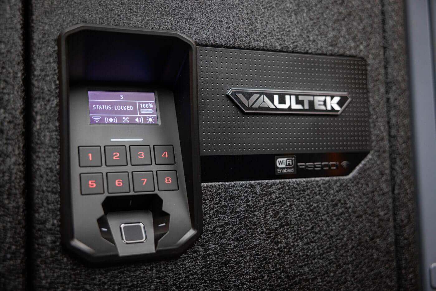 Vaultek RS500i keypad