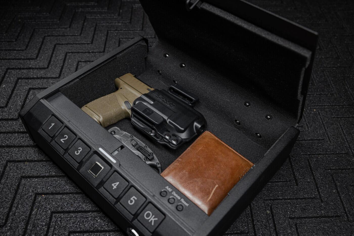 Onnais gun safe