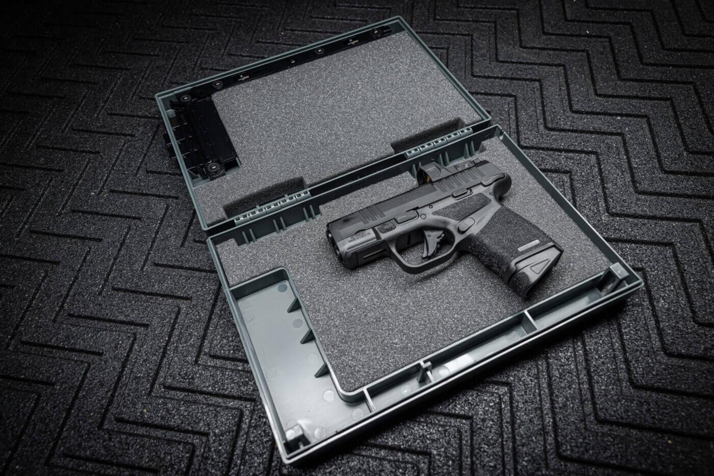 StopBox gun safe