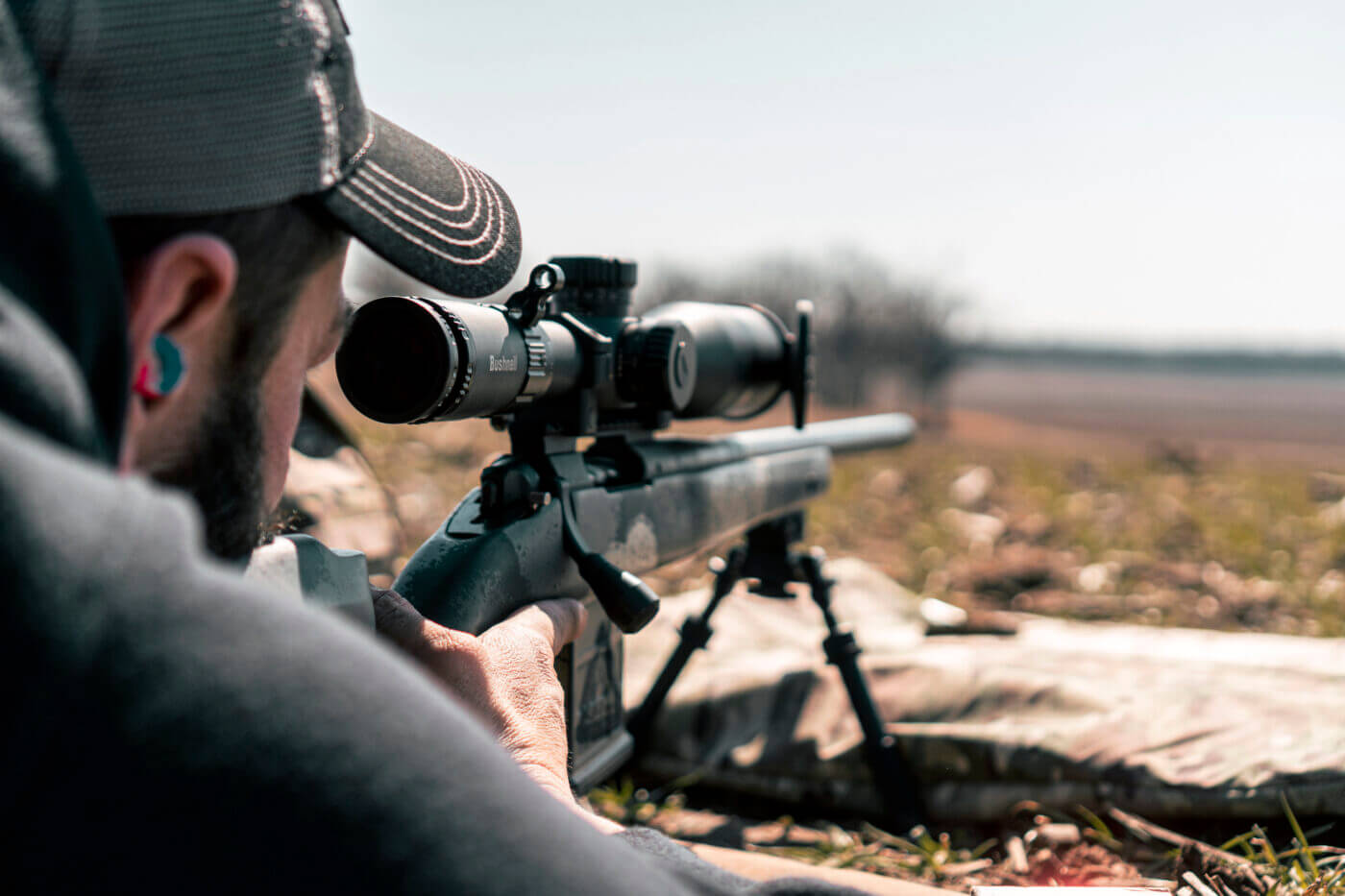 Testing the Bushnell Elite Tactical XRS II on the range