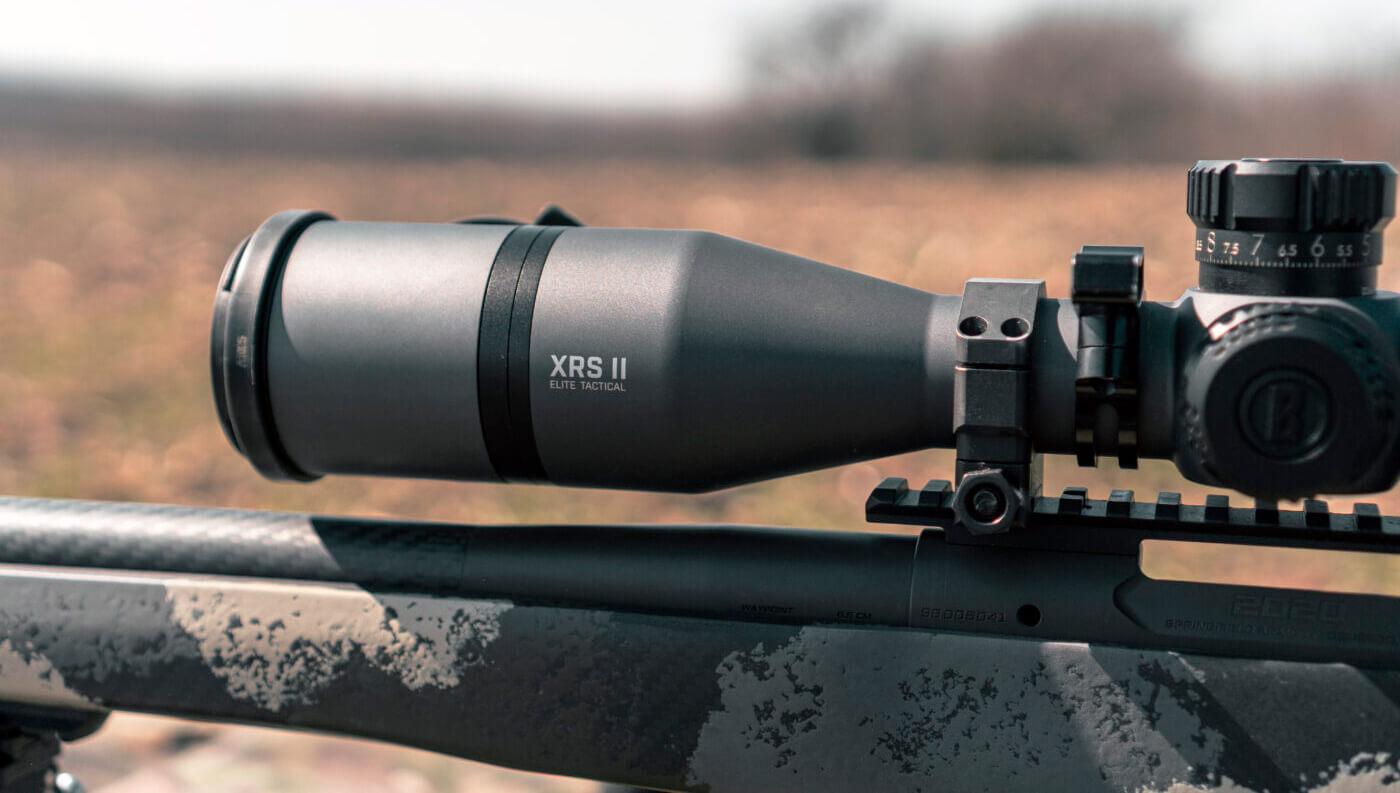 Bushnell Elite rifle scope