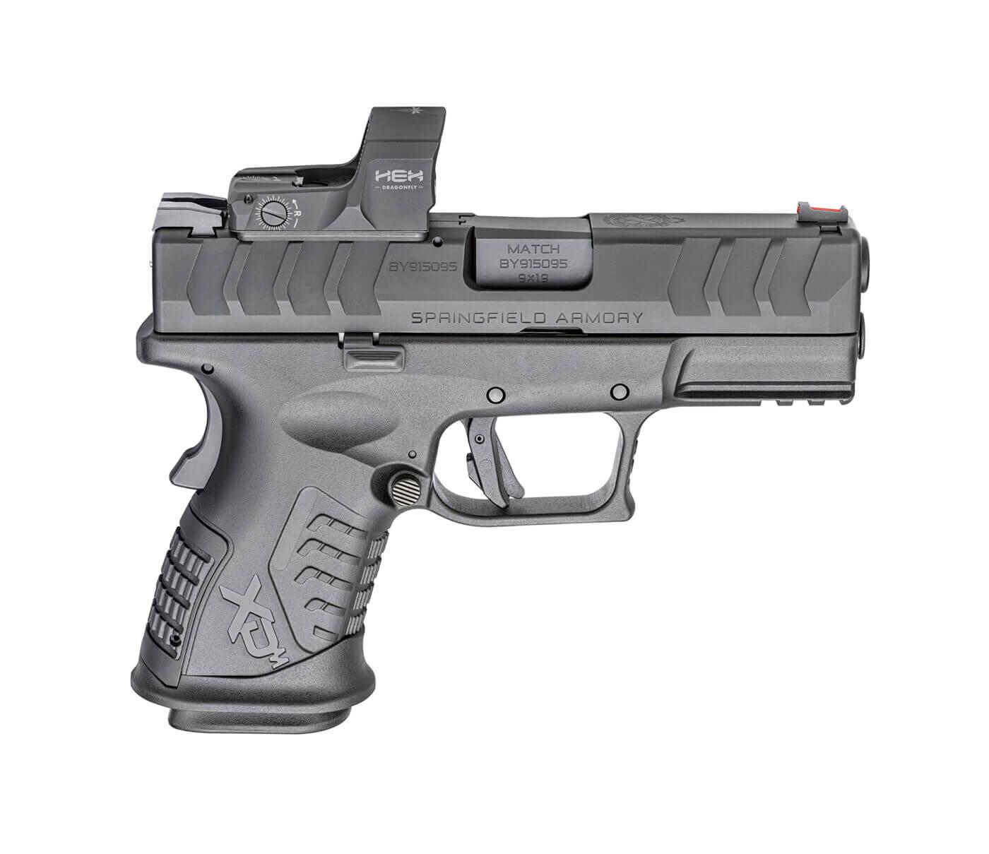 Springfield XD-M Elite 3.8″ Compact OSP pistol